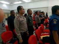 Danramil 23/Beringin Wakili Dandim 0204/Deli Serdang Hadiri Rapat Koordinasi PKD Bandara Kualanamu