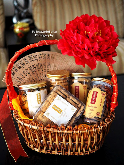 Good Times Good Ties With Upperhouse Bangsar  Chinese New Year Cookies Gift Baskets