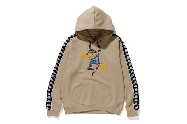 Kappa X One Piece Collection