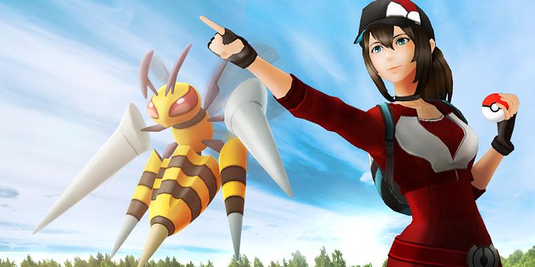 Pokémon GO Megaeventos Setembro