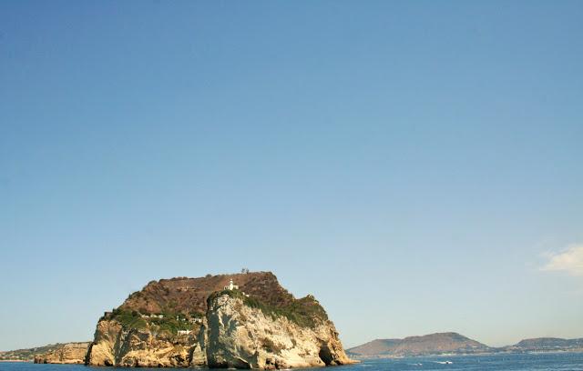 isola, mare, acqua, monti, cielo