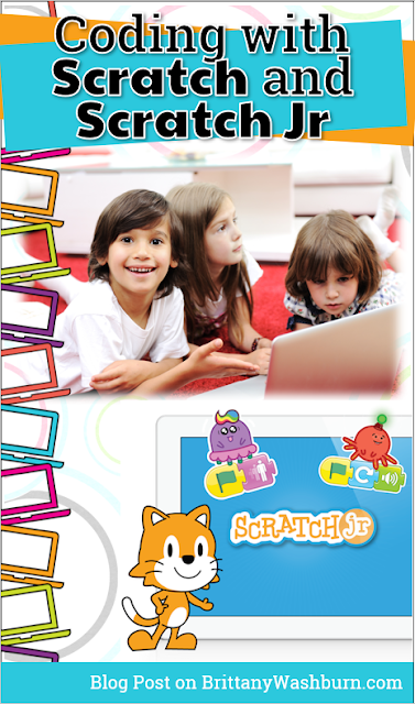 Scratch and Scratch Jr is a great way to introduce your students to coding. Scratch is basically an online community and its aim is to educate and introduce kids to coding. Students can easily create different activities and convert them into programs using scratch.