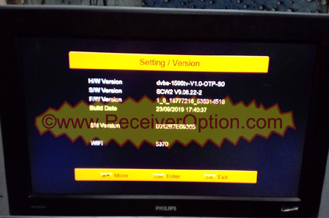 MULTI MEDIA 1506TV NEW SOFTWARE WITH XTREAM IPTV OPTION