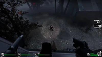 ألعب لعبة Left 4 Dead للكمبيوتر بحجم صغير
