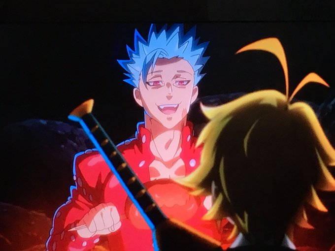 Nanatsu no Taizai: Kamigami no Gekirin - Episode 1