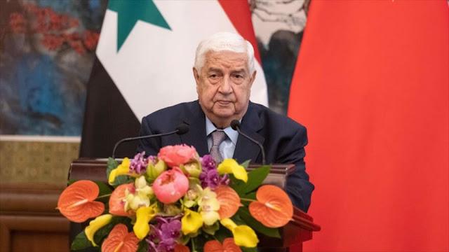 """Siria promete librar """"muy pronto"""" el país de terroristas"""