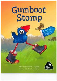 Pukeko picture book stories | KidsBooksNZ