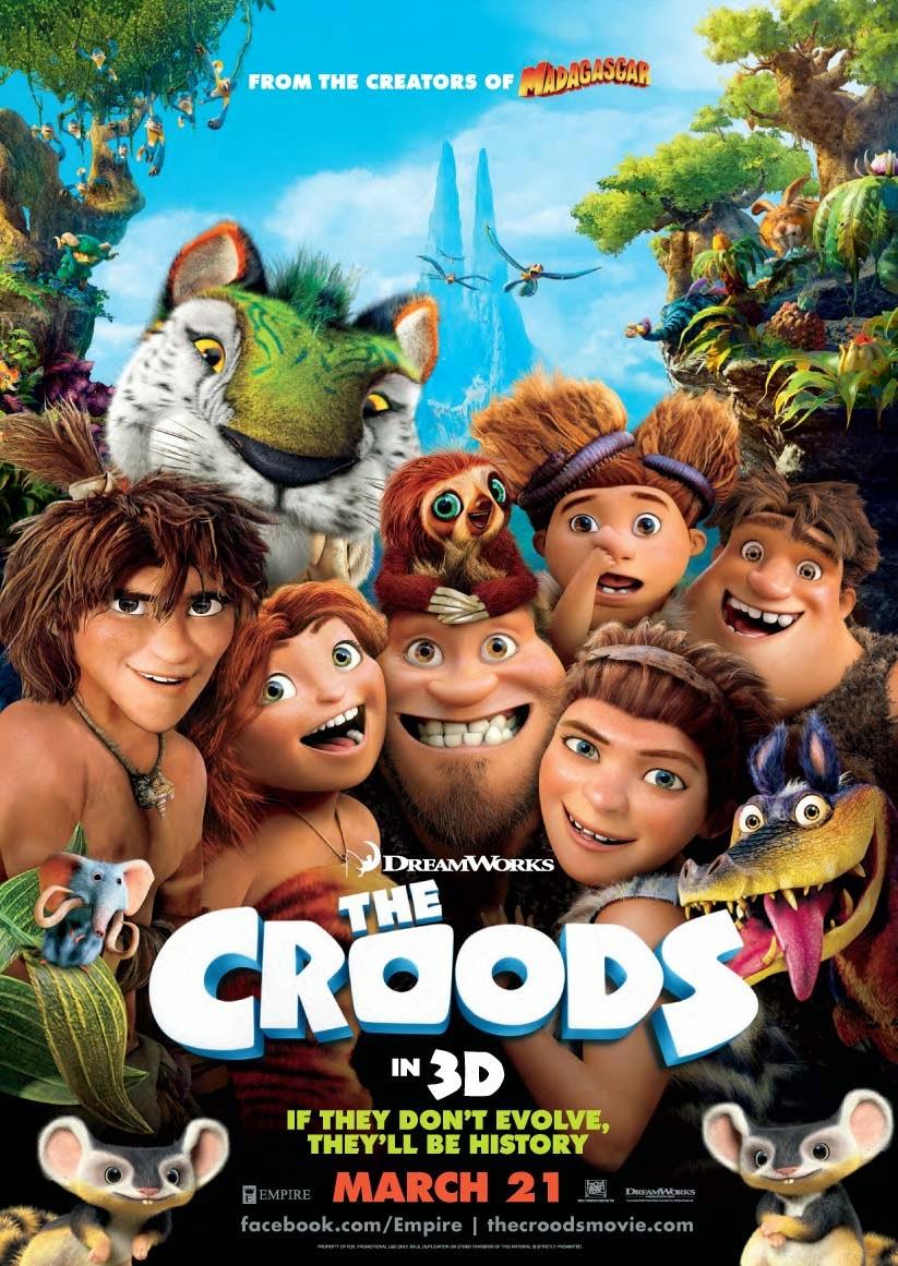 The Croods (2013) เดอะ ครู้ดส์ มนุษย์ถ้ำผจญภัย [HD][พากย์ไทย]