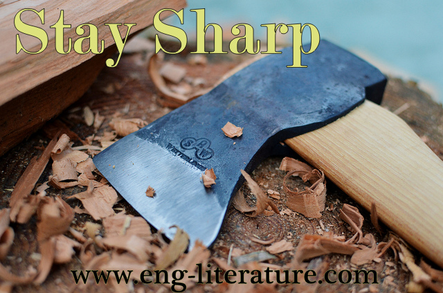 Stay Sharp: Motivational Story