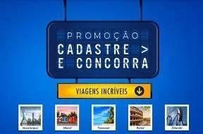 Promoção P&G 2020 Cadastre e Concorra Viagens e Prêmios