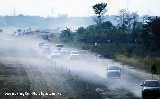 Jalan Tol Fungsional JTF Desa Warungasem Batang