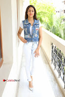 Telugu Actress Lavanya Tripathi Latest Pos in Denim Jeans and Jacket  0017.JPG