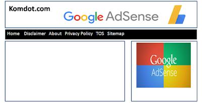 serba serbi komputer dan web, adsense, kode iklan adsense, seo, penempatan adsense.