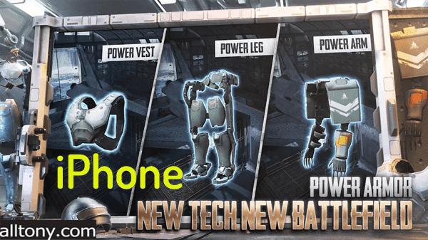 تحميل لعبة PUBG MOBILE RUNIC POWER - درع القوة للأيفون iPhone