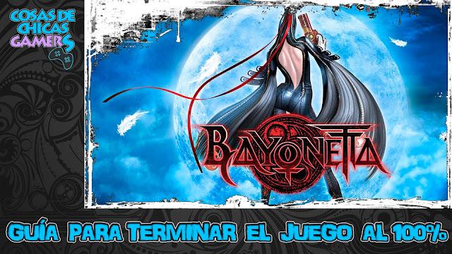 Guía Bayonetta Remaster para completar el juego al 100%