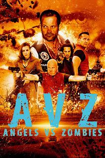 AvZ Angels vs Zombies 2018 Dual Audio 720p WEBRip