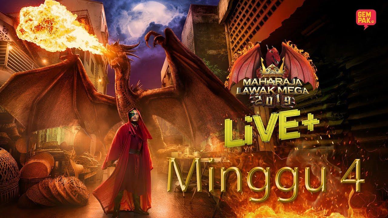 Maharaja Lawak Mega 2019 Live