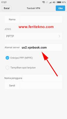Disini saya tidak jelaskan panjang lebar apa itu vpn dan keuntungannya apa saja Nih Cara Menggunakan VPN Gratis di Android Tanpa Download Aplikasi dan Root