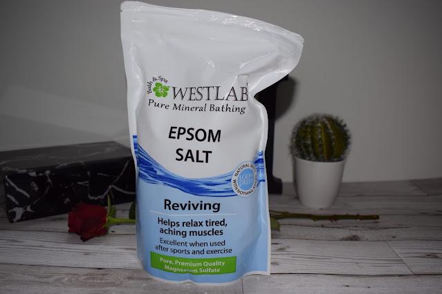 Hello Skin Westlab Epsom Salts reviving