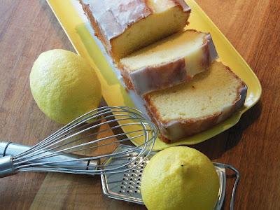 وصفة كيكة الليمون الحامض هشه ولذيذة