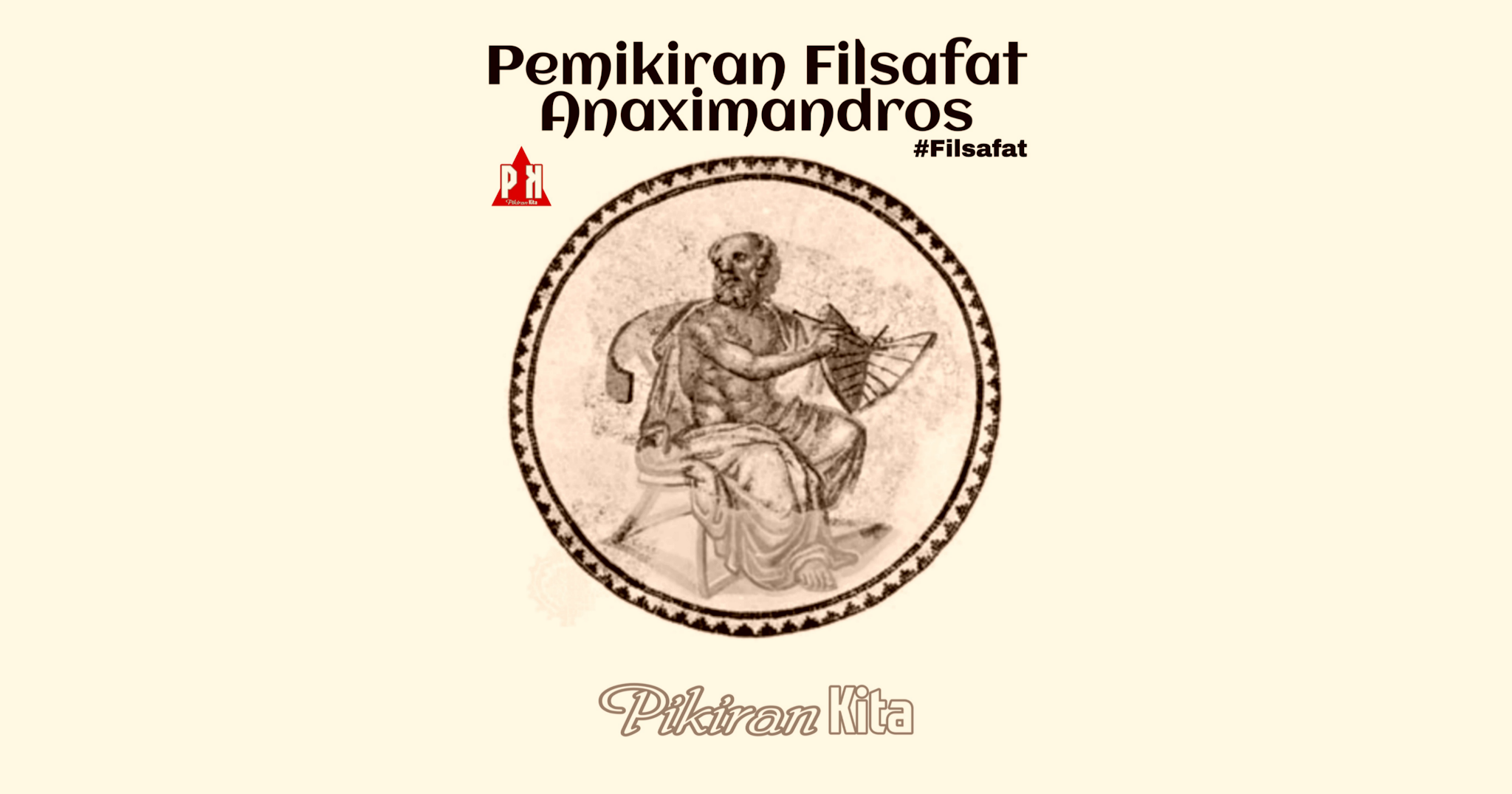 Pemikiran Filsafat Anaximandros
