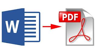 Cara Membuat File PDF Menggunakan Microsoft Office Word, Exel dan Power Point