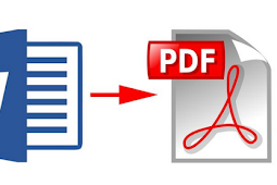 Cara Membuat File PDF Menggunakan Microsoft Office Word, Exel dan Power Point