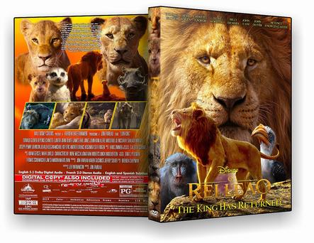 DVD O REI LEAO 2019 - ISO