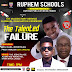 [Events] 1st Validation Service & Annual Graduation Ceremony  - THE TALENTED FAILURE || Ruphem Schools (RPN) July 18th