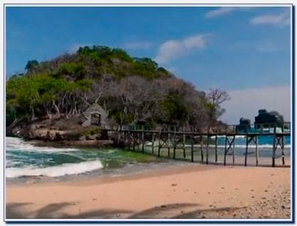 Alamat Lengkap Pantai Ngliyep Malang