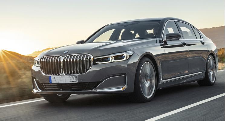 BMW Car Rentals Dubai