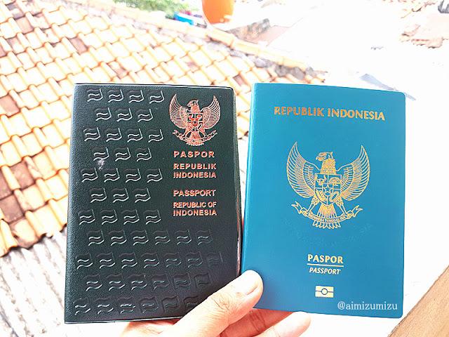 Pasport manual dan e-pasport