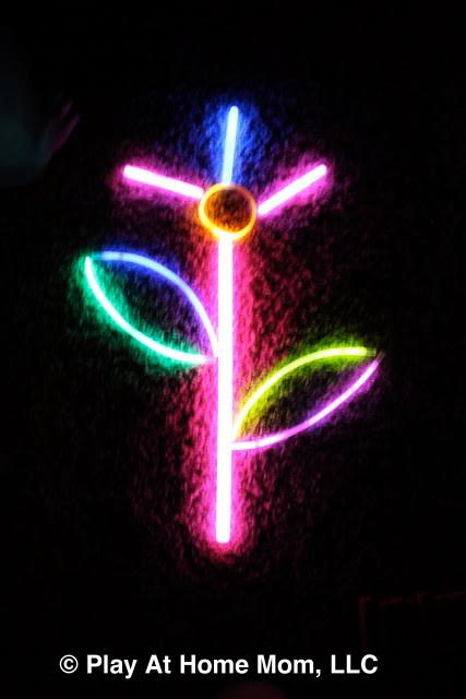 Play At Home Mom Llc Glow Sticks Thinking Outside The Box