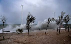Έκτακτο δελτίο επιδείνωσης του καιρού με καταιγίδες και ανέμους