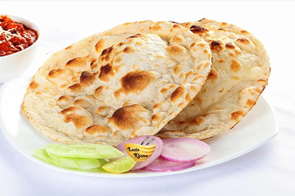 Tawa Naan Recipe in Hindi