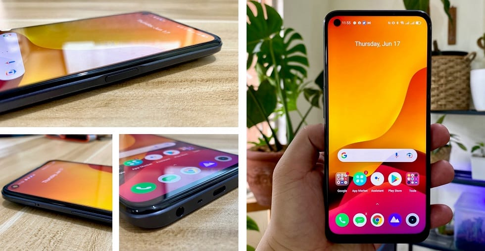 realme 8 5G Design First Impressions
