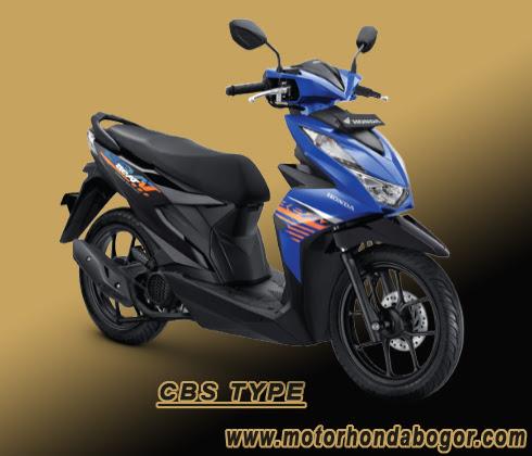Mau Kredit Motor Honda Beat Bogor