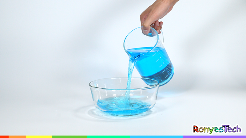 Color-Changing Water STEM Activity