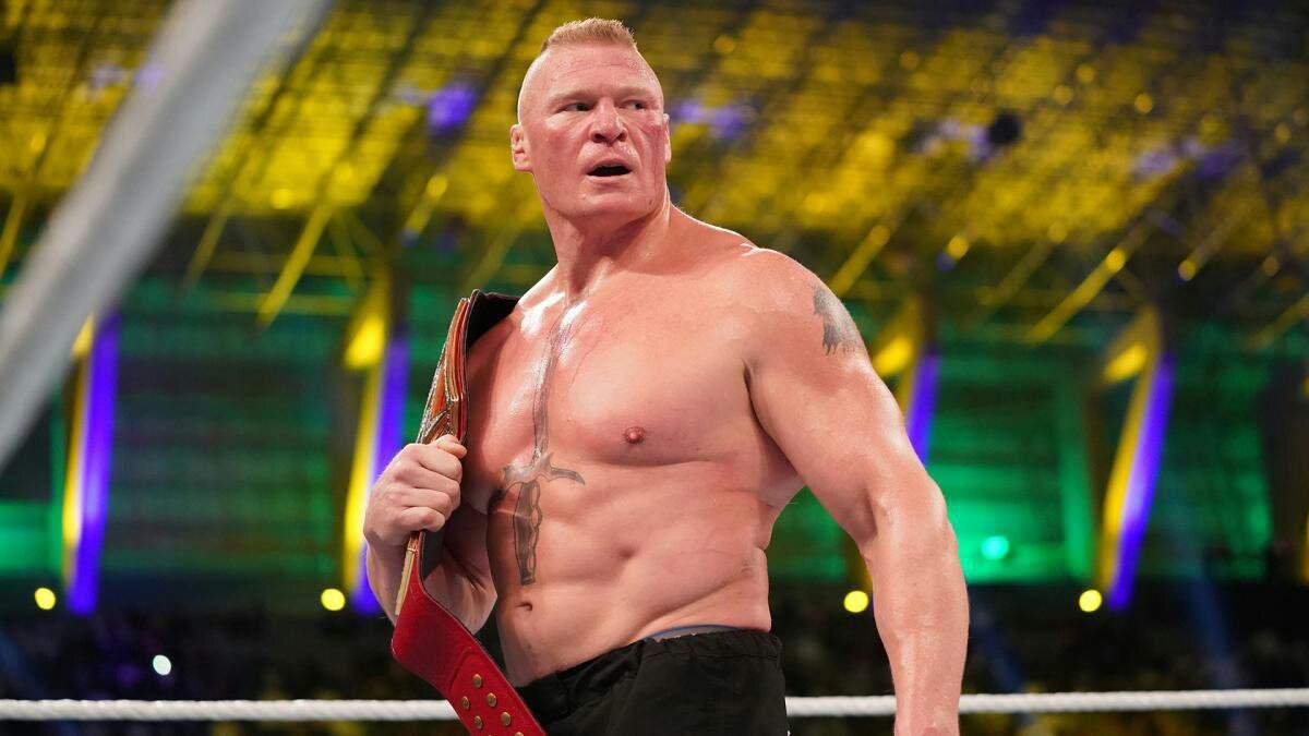 WWE e Brock Lesnar tiveram um impasse na renovação de contrato