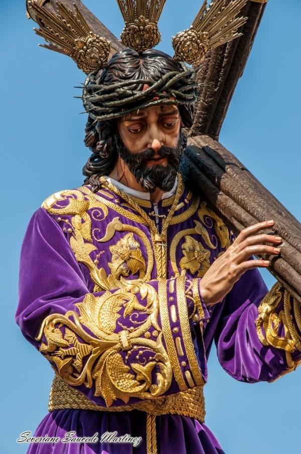 Santa Cruz de Huelva acompañará al Gran Poder de San Fernando