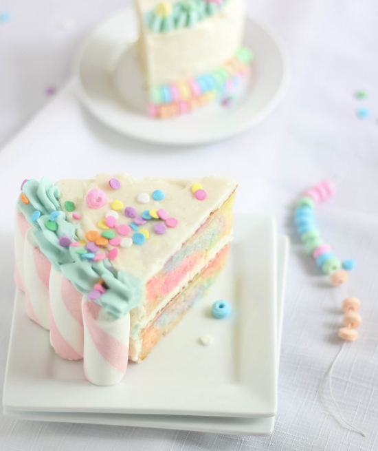 Sprinkle Bakes White Cake