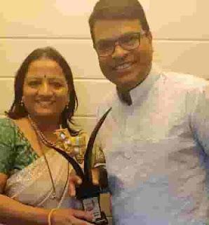 Mata Sanman Marathi Best Actor Award