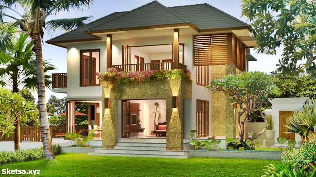 Rumah Idaman Dan Dambaan 2017, Sketsa Rumah Minimalis Terbaru