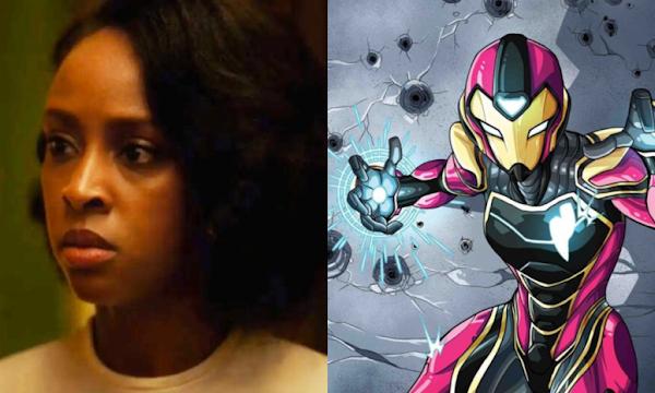 Dominique Thorne fala sobre trabalhar em 'Ironheart' do Marvel Studios