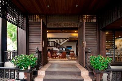 7 Rekaan Rumah Kayu Moden Cikgunorazimah