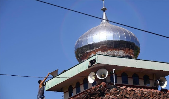 Speaker masjid