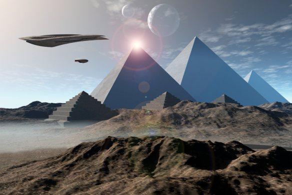 Lý thuyết về những phi hành gia người ngoài hành tinh cổ đại