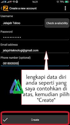 Zello app