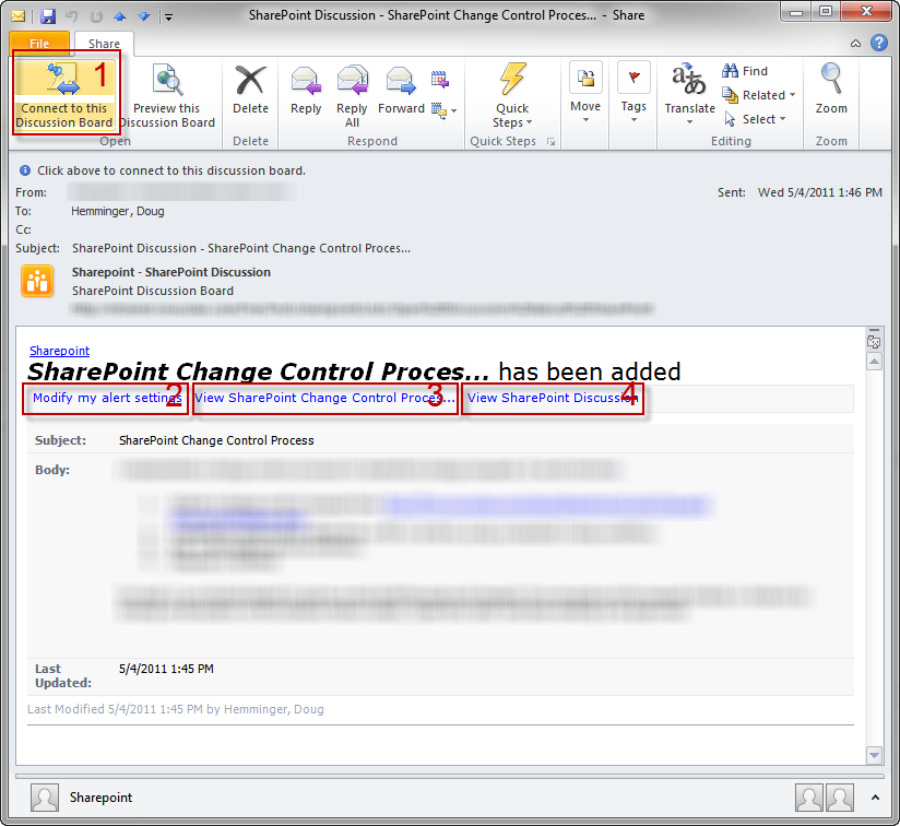 Doug Hemminger's Office 365 and SharePoint Musings: 2011