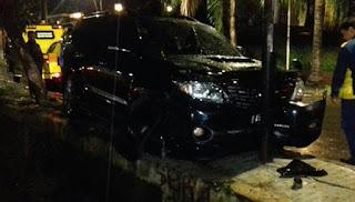 Polisi Masih Selidiki Soal Luka Kecelakaan Setya Novanto